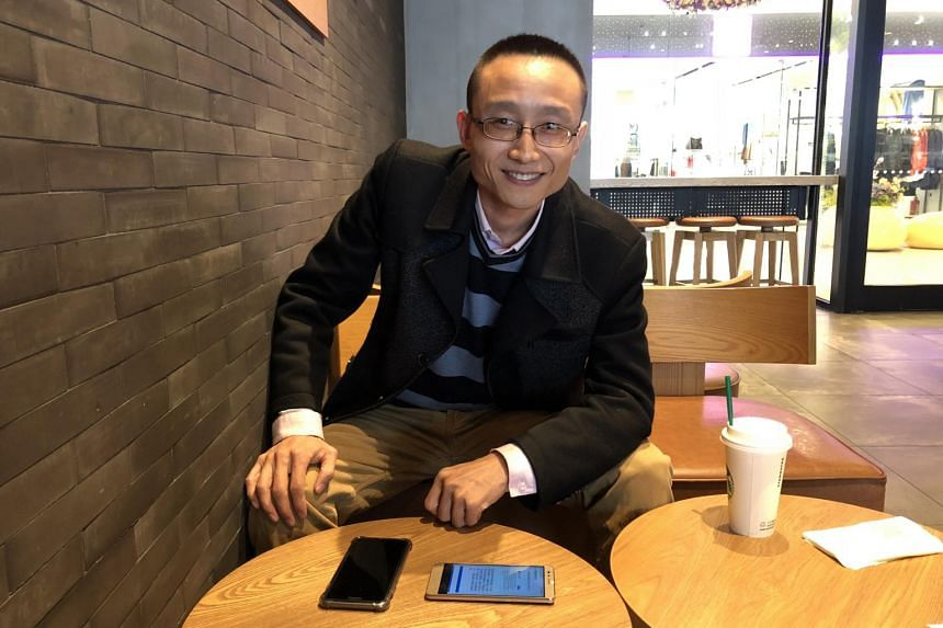 Zhang Jiaqian spends several hours a day trying to translate President Trump's tweets into Chinese.