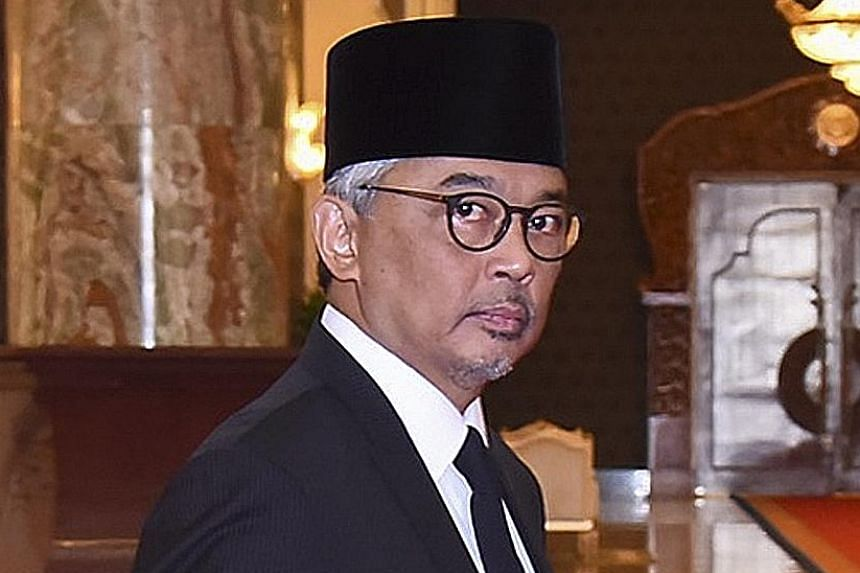 Sultan Abdullah Ri'ayatuddin has been elected to reign as Malaysia's king for five years, under a unique rotation system involving the nine Malay royal families. He will be officially installed as king on Thursday next week.