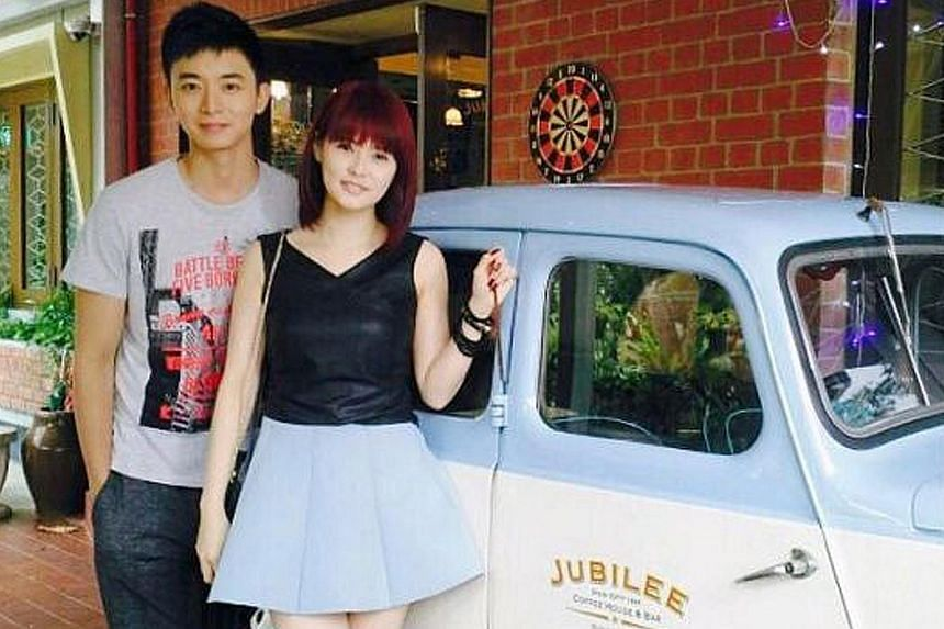 Actor Aloysius Pang and his girlfriend, actress Jayley Woo, had been waiting until they got married to go public with their romance, Ms Woo revealed. Before this, they had not publicly acknowledged that they were dating.