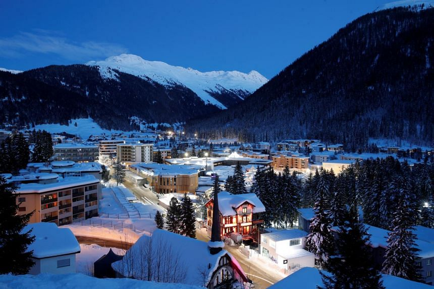 The World Economic Forum, held in the Swiss ski resort town of Davos, has dedicated a series of sessions to the quest for happiness, well-being and mindfulness.