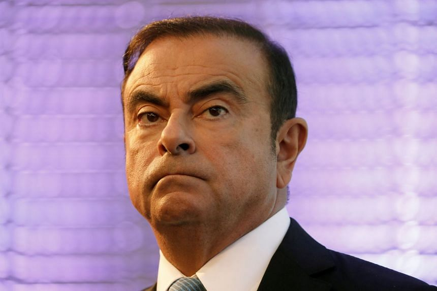 Former Nissan boss Carlos Ghosn has languished in a Tokyo detention centre since his arrest on Nov 19, 2018.