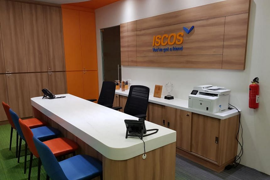 At ISCOS' newly opened iCosy Hub, which features a tele-visiting room among other features, the goal is to offer stronger support for former offenders and families of inmates.