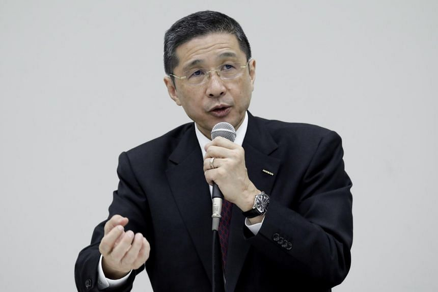 "Nissan CEO Hiroto Saikawa is ready to ""pass the baton"" after reforming the poor governance he says weakened the Japanese carmaker."