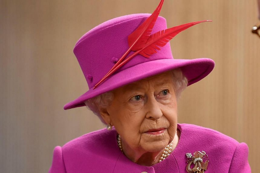 As head of state, Queen Elizabeth II remains neutral on politics in public.