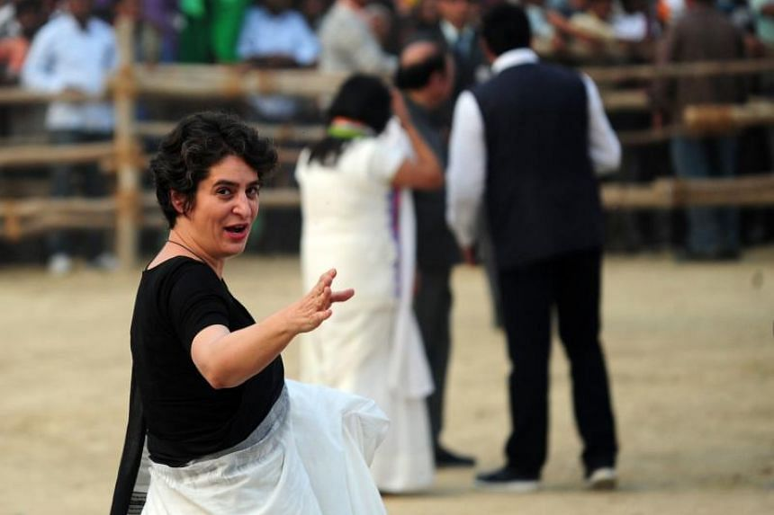 While she remains politically untested, Priyanka Gandhi Vadra's supporters say her uncanny resemblance to her grandmother, her ability to connect with the masses, and her charisma, make her a natural politician.