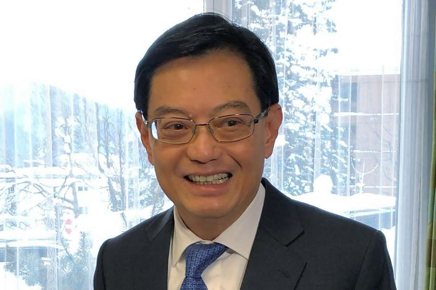 Finance Minister Heng Swee Keat noted that with the rise of populism worldwide, there is a sense that unity and solidarity have been lost in many parts of the world.