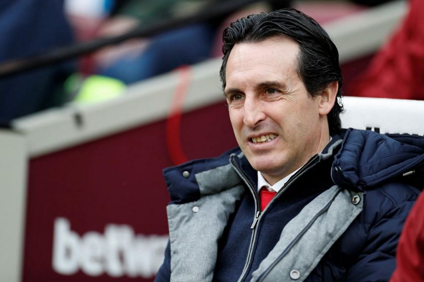 """Arsenal manager Unai Emery revealed the team were sad that a third Gunner had been ruled out for the season before claiming that non-playing appointments were """"not my issue""""."""