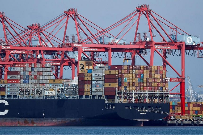The Harpex Shipping Index, which tracks container rates, has dropped by 30 per cent since June last year. The slump underscores weakening manufacturing data from Asia, Europe and North America.