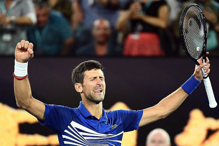 World No. 1 Novak Djokovic beat Frenchman Lucas Pouille 6-0, 6-2, 6-2 over three mercifully quick sets to reach the Australian Open final against 'greatest rival' Rafael Nadal.