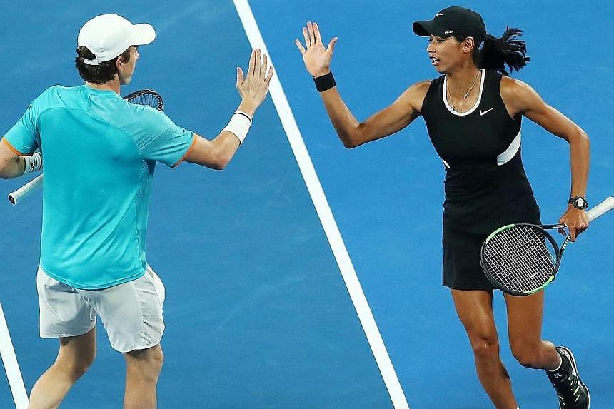 Mixed doubles pair Astra Sharma and John-Patrick Smith will play third seeds Barbora Krejcikova and Rajeev Ram in the final today. The duo have praised each other's technical ability ahead of the clash.