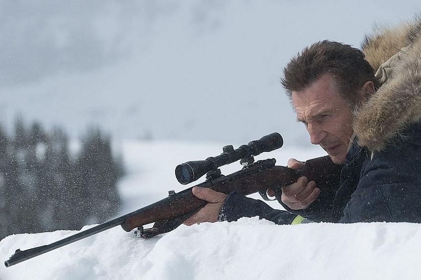 Direct subscribers can stand a chance to watch Liam Neeson in Cold Pursuit at a preview screening on Feb 18, 7pm.