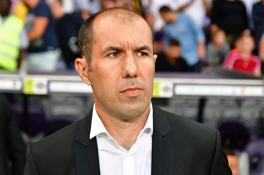 Leonardo Jardim (above) was himself fired by the principality club in October 2018.