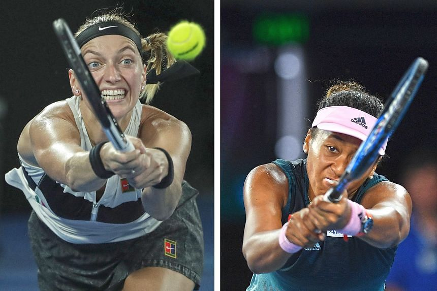 There is a cold-bloodedness behind the considerable charm of the two finalists. Petra Kvitova, 28, has won her last eight tournament finals while Naomi Osaka, 21, has 59 straight wins after winning the first set.