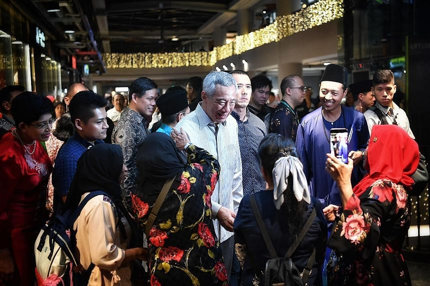 Prime Minister Lee Hsien Loong, who was at the official opening of the centre, pointed to how it will strengthen the cultural identity of the precinct.
