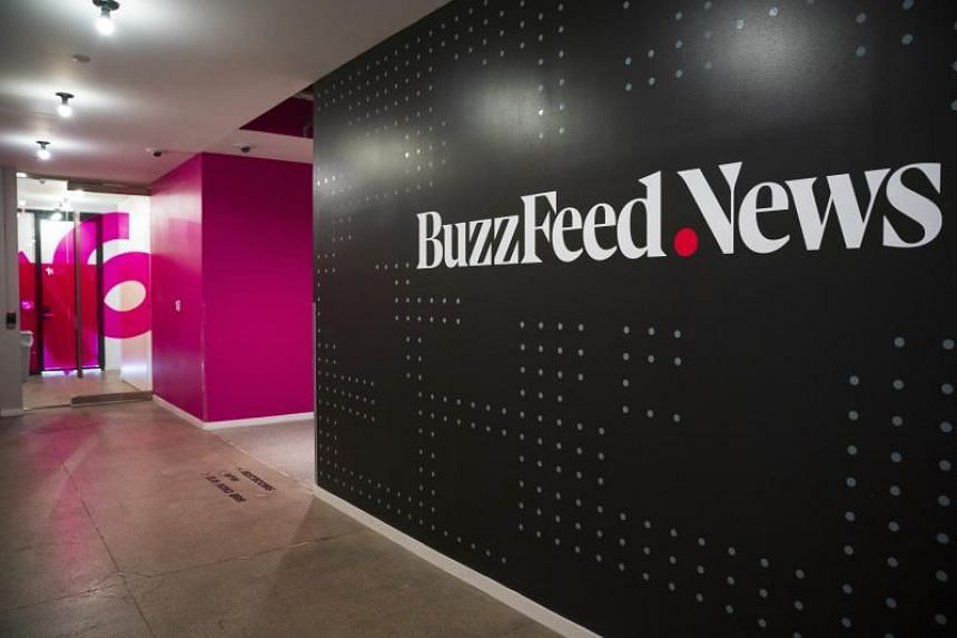 Free online news Buzzfeed and HuffPost went through new rounds of lay-offs in the past week.