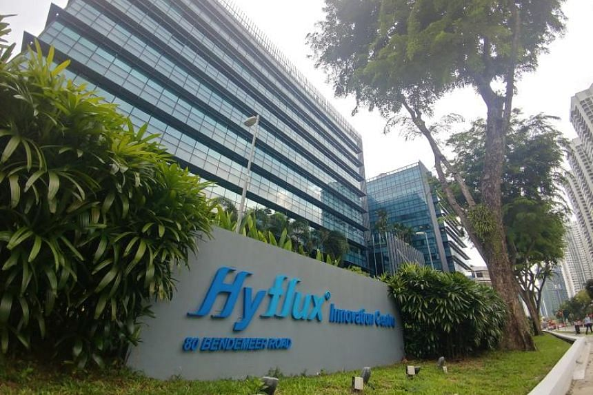 The Hyflux Innovation Centre at Bendemeer Road.