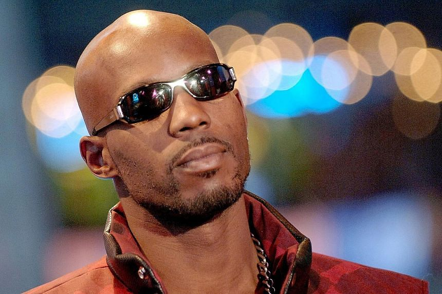 Rapper DMX reportedly spent his one year in jail writing new songs.