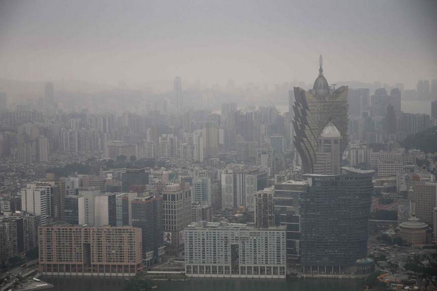 Macau is the world's largest gambling hub, raking in five times as much as Las Vegas in gaming revenue.