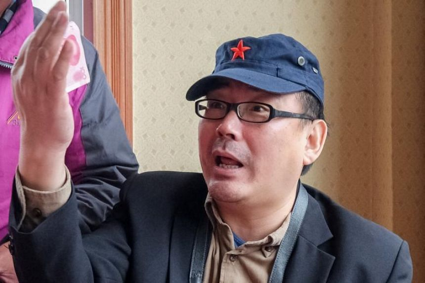 Chinese-Australian author and democracy advocate Yang Jun, whose pen name is Yang Hengjun, was detained earlier this month shortly after making a rare return to China from the United States.
