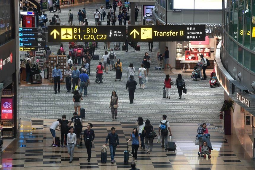 In 2018, January to November traffic hit 59.5 million, Changi Airport Group (CAG) reported last month, with the annual numbers expected soon.