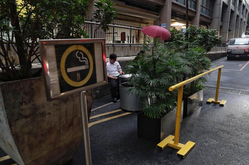 Singapore is on the right track with the raising of the legal smoking age and smoking ban in Orchard Road.