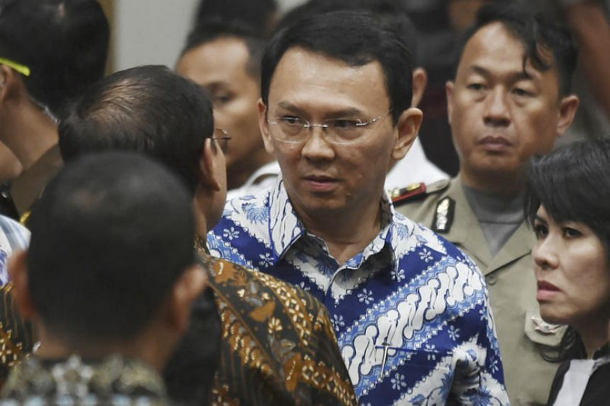 Former Jakarta governor Basuki Tjahaja Purnama divorced his wife Veronica Tan last year, after more than 20 years of marriage.