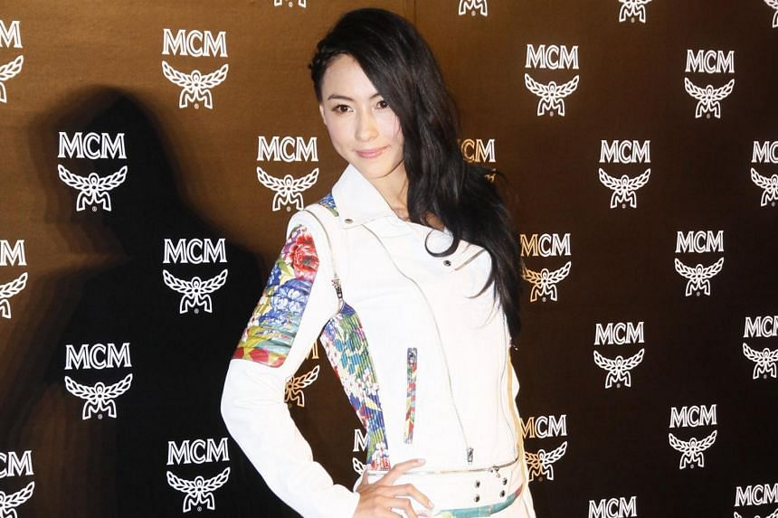 Cecilia Cheung, 38, has two sons - Lucas, 11, and Quintus, eight - from her five-year marriage to actor Nicholas Tse.