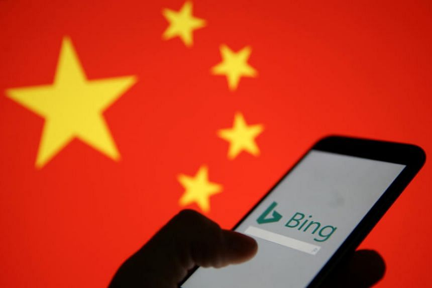 Bing has long been the only major overseas search engine accessible in China, which blocked access to Alphabet's Google search platform starting in 2010.