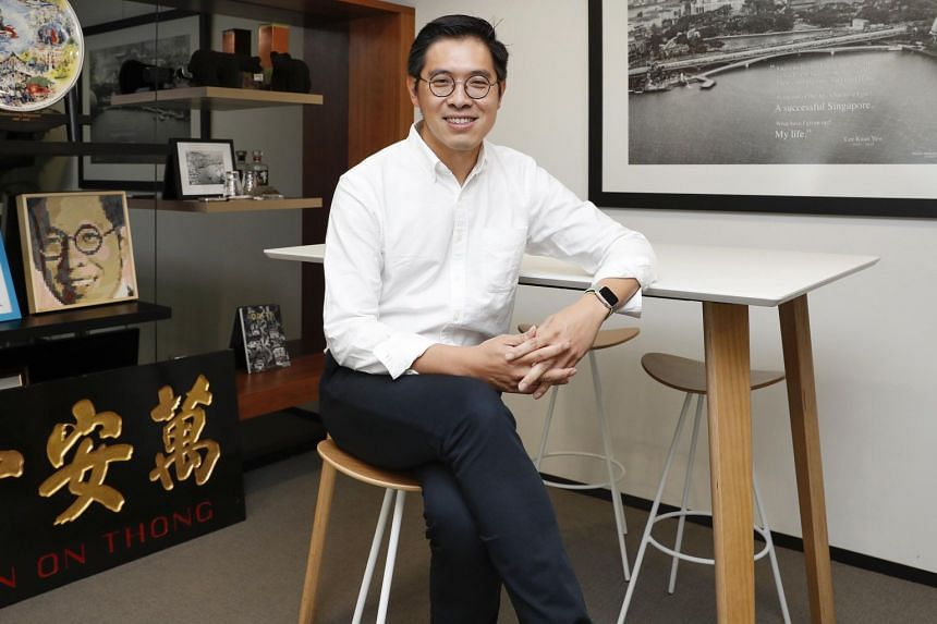 """Economic Development Board managing director Chng Kai Fong said that despite the global uncertainties, he is """"cautiously optimistic"""" about Singapore's prospects."""