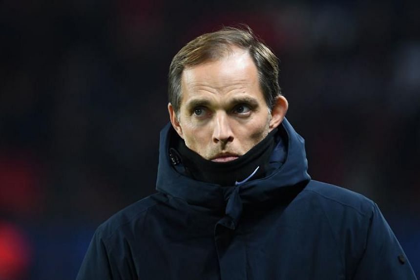 """Paris Saint-Germain coach Thomas Tuchel's admission came after newspaper Le Parisien claimed that Neymar had suffered """"a hairline fracture of the fifth metatarsal""""."""