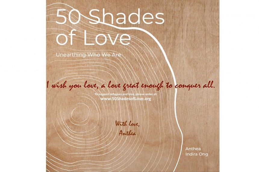 50 SHADES OF LOVE By Anthea Indira Ong