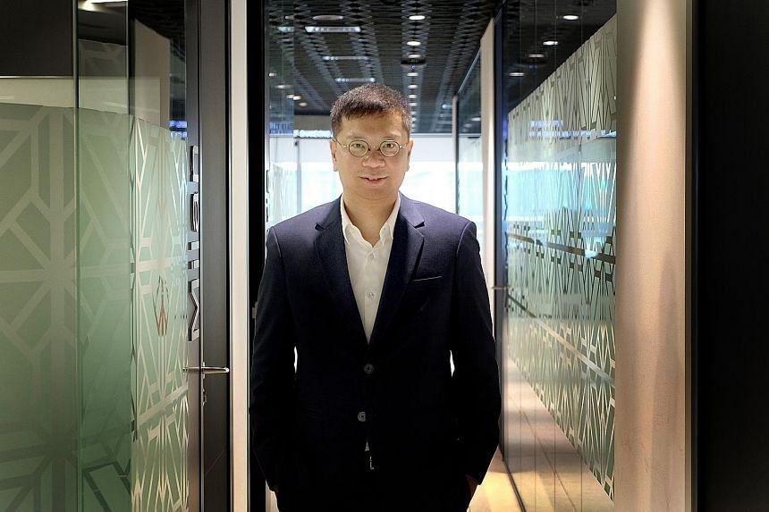 MR TAN BOON GIN, CEO of Singapore Exchange Regulation..