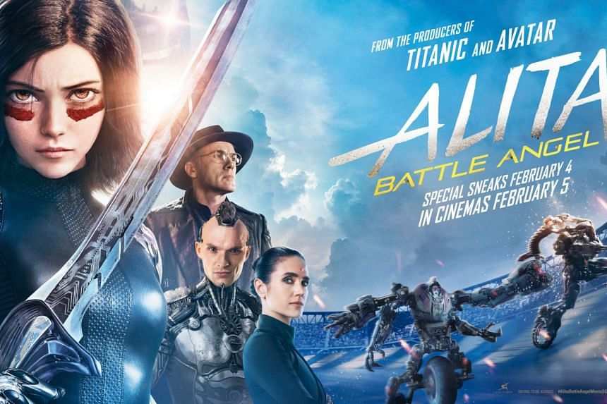 Free, early Alita: Battle Angel screenings announced by James Cameron