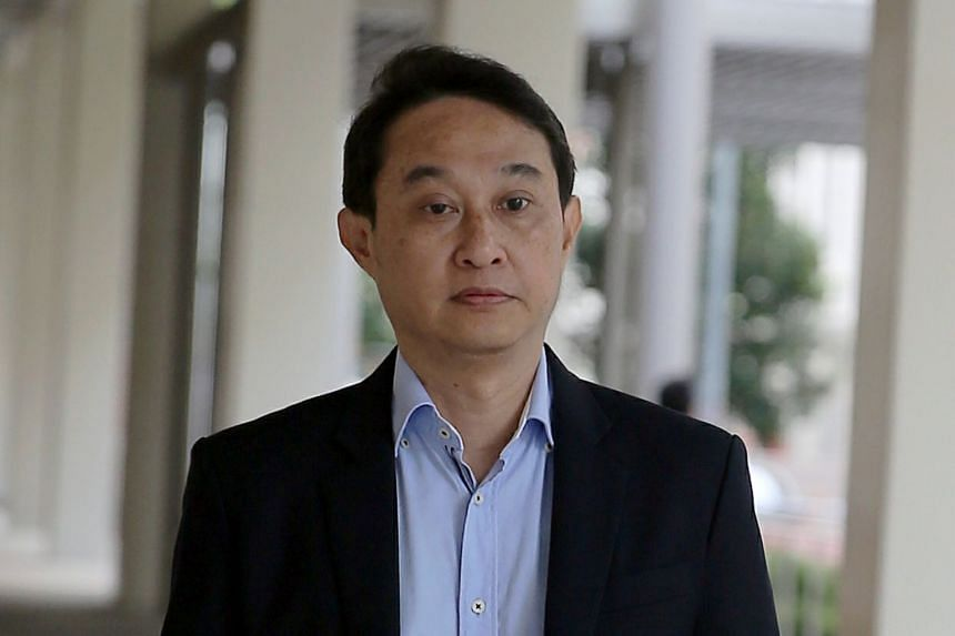 Former City Harvest Church leader Chew Eng Han was convicted in December last year of attempting to leave Singapore illegally from an unauthorised point of departure.