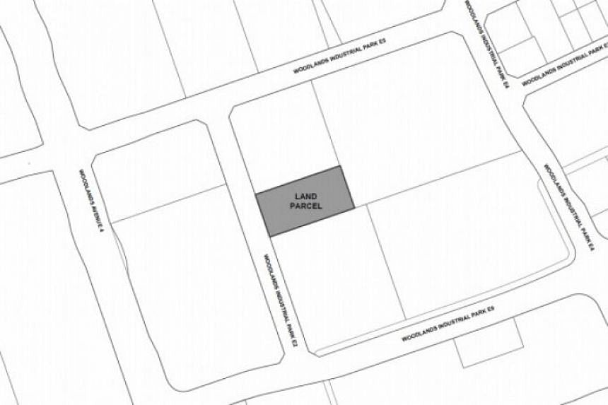 The Woodlands parcel is the first of five confirmed list sites under the first half of the 2019 Industrial Government Land Sales (IGLS) Programme.