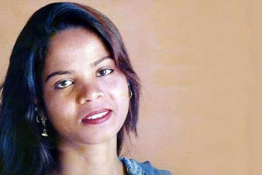 Asia Bibi was sentenced to death in 2010 in what swiftly became Pakistan's most infamous blasphemy case.