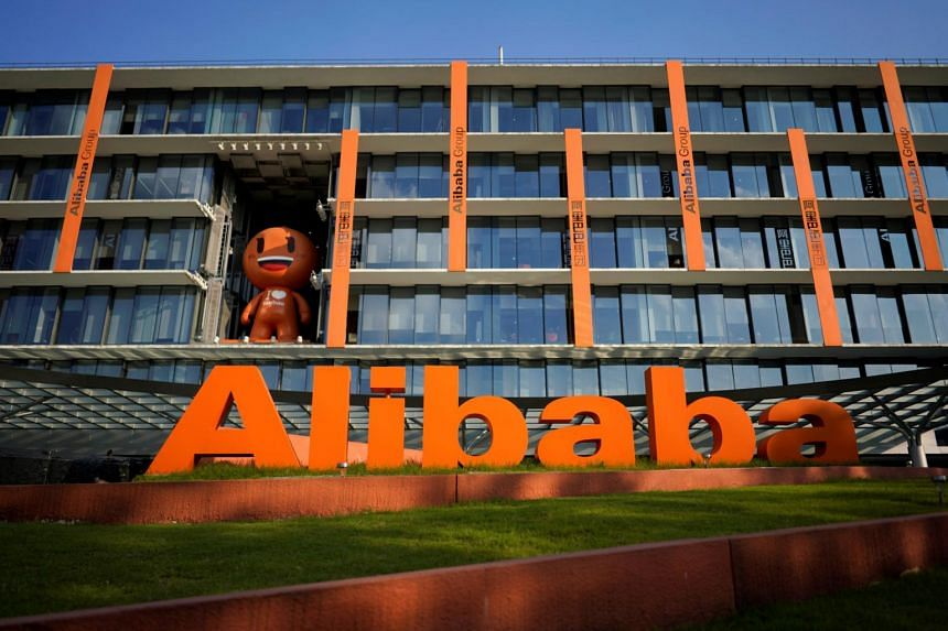 Alibaba earnings top estimates but revenue misses
