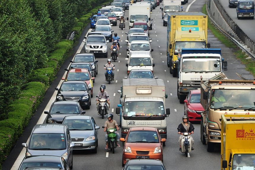 This change is not expected to affect many cars, as eight-seater passenger vehicles form a small percentage of cars here.