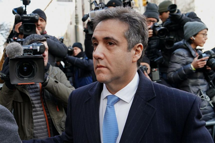 In December 2018, Michael Cohen was sentenced to three years in prison for crimes including orchestrating hush payments to women in violation of campaign laws before the 2016 election.