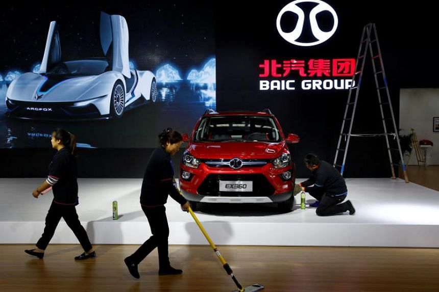 For the first time since the 1990s, auto sales in the China shrank in 2018, as China grapples with a slowing economy and fallout from trade frictions with the United States.
