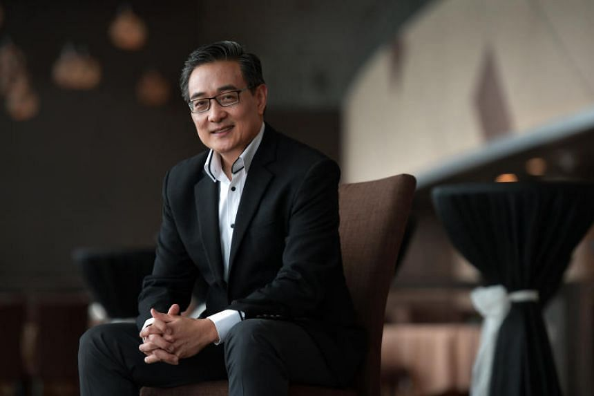 Mr Oon Jin Teik on Monday (Jan 28) announced his shock resignation as Sports Hub chief executive after just a year in the role.