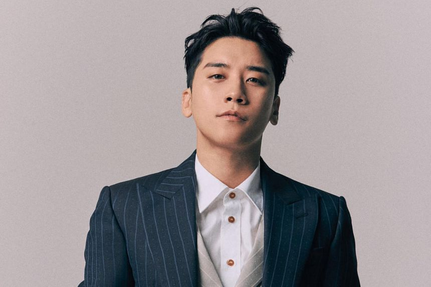 A public relations storm has blown up after a staff member of BigBang singer Seungri's (pictured) club in Seoul was accused of assaulting a man.