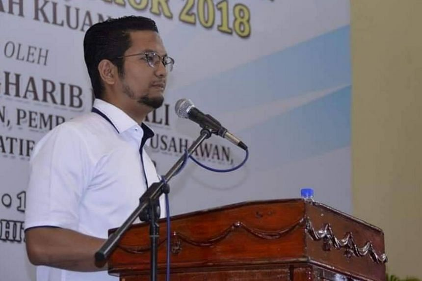 Mr Sheikh Omar Ali, 33, has been appointed to the board of trustees of the Islamic Propagation Foundation of Malaysia in an announcement on Jan 29, 2019.
