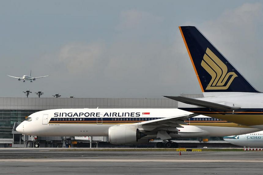 National carrier Singapore Airlines hopes to develop smart solutions to boost the efficiency of aircraft maintenance processes.