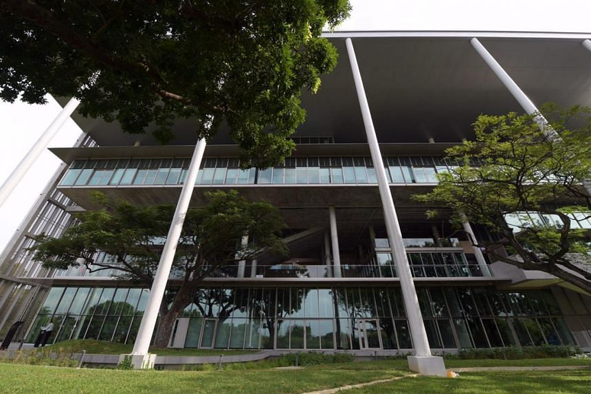 Nus Launches Singapores First Net Zero Energy Building To