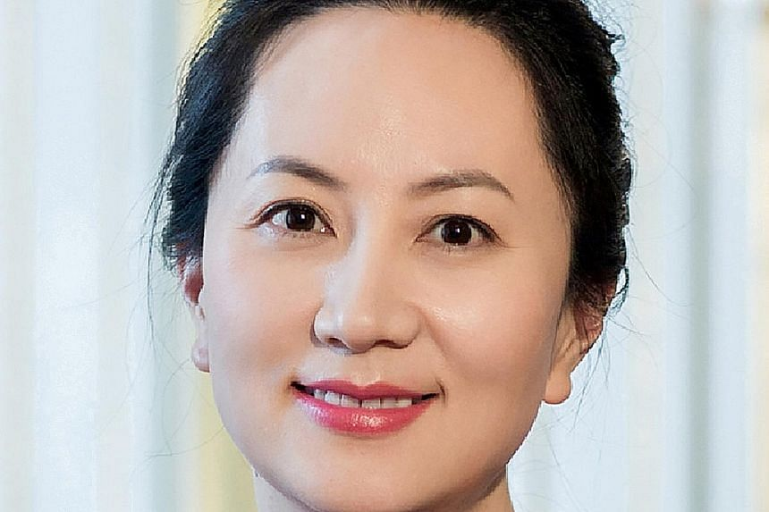 """Chinese technology giant Huawei says it """"is not aware of any wrongdoing"""" by its chief financial officer Meng Wanzhou."""