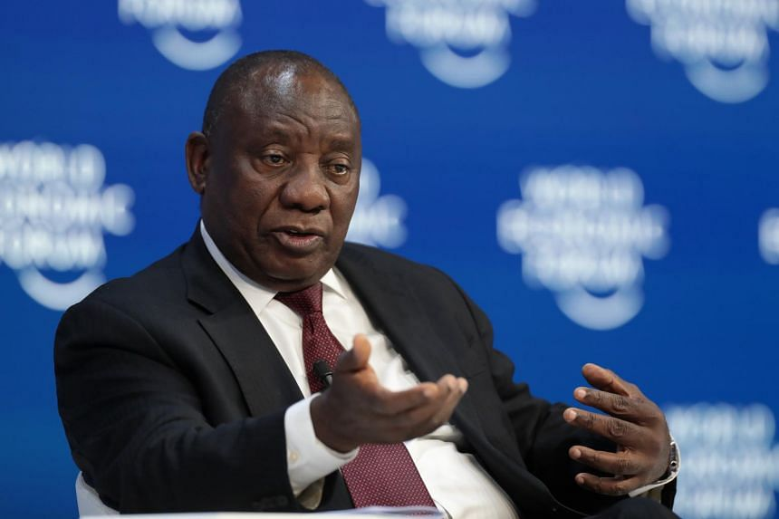South African President Cyril Ramaphosa, who has pledged to clean up South Africa, is being investigated for his ties to Bosasa.