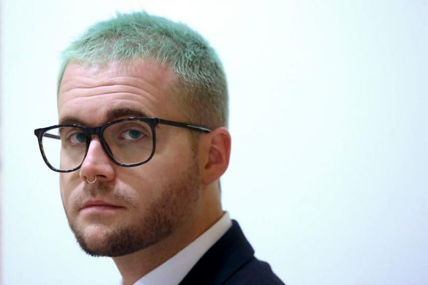 """Christopher Wylie's main focus will be to help H&M get better insights on customers, products and markets, as well as support work on """"sustainable and ethical"""" AI."""