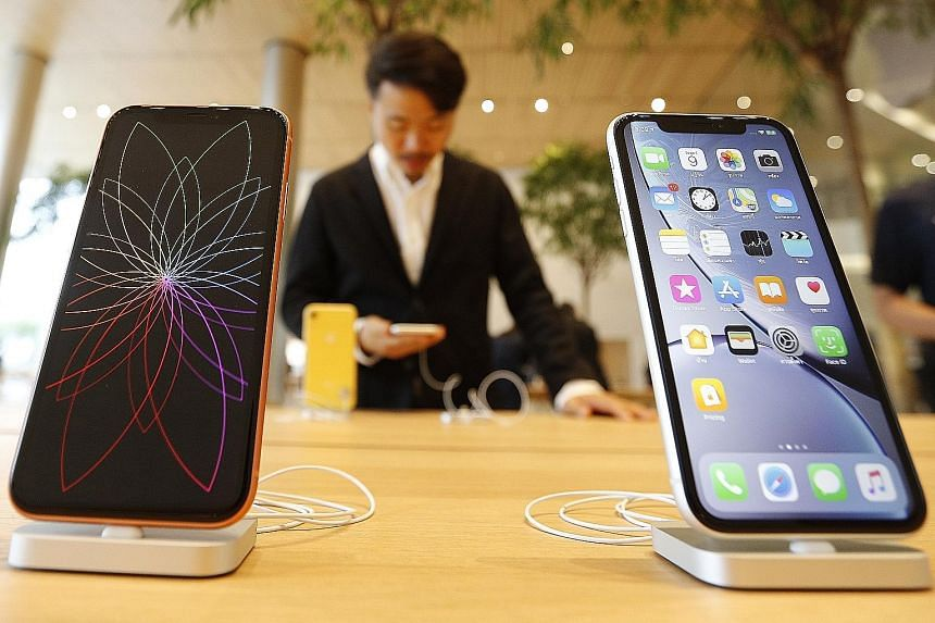 A 10 per cent rise in the US dollar against China's currency over the past year has made Apple's products - which compete at the top end of the market - much pricier than rivals'. However, Apple has not said in which countries it will adjust iPhone p