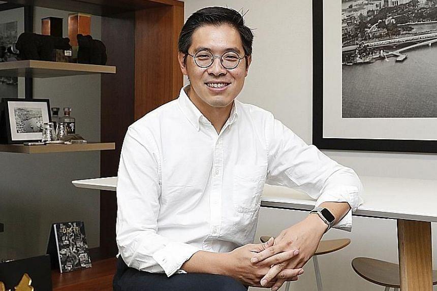 Mr Chng Kai Fong.